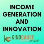 kindcause-income-generation
